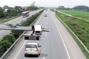 Công khai hơn 2.200 biển số xe vi phạm giao thông phát hiện qua camera giám sát
