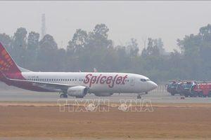 Máy bay chở 189 hành khách hạ cánh khẩn cấp do nổ lốp