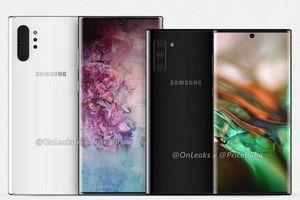 Samsung Galaxy Note10 Pro sẽ sở hữu pin lên tới 4.170 mAh