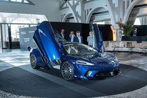 Siêu xe McLaren GT lần đầu đến châu Á, giá 12,8 tỷ đồng