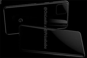 Google Pixel 4 xuất hiện với thiết kế đậm chất iPhone 11