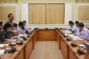 TP Hồ Chí Minh: Phải thực hiện nghiêm quy định tiếp công dân