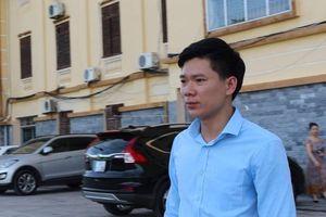 Báo chí không tiếp cận được Hoàng Công Lương trong ngày đầu của phiên phúc thẩm