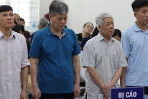 Nguyên Chủ tịch HĐTV Vinashin Nguyễn Ngọc Sự lĩnh 13 năm tù