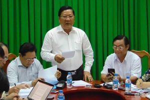 Phó Chủ tịch Sóc Trăng nhận khuyết điểm vụ phát ngôn 'lãnh đạo đi Nhật'