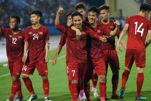 Vì sao tuyển Việt Nam không đá giao hữu với Nigeria?
