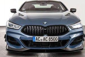 BMW M850i uy lực hơn sau khi qua tay AC Schnitzer