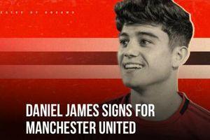 CHÍNH THỨC! Tân binh đầu tiên ra mắt Man United, một 'mũi tên bạc'