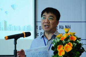 Tái bổ nhiệm Giám đốc Sở GTVT Hà Nội