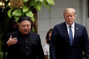 TT Trump phản đối việc sử dụng thông tin từ CIA để chống lại Kim Jong-un