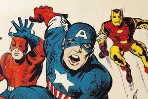 Xếp hạng 10 đội hình Avengers mạnh nhất trong nguyên tác