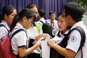 TPHCM công bố điểm thi vào 10: Môn Toán và tiếng Anh đa phần dưới điểm 5