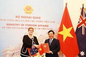 Việt Nam và Australia hợp tác nâng cao quyền năng phụ nữ trong lĩnh vực đối ngoại