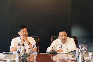 Bộ trưởng Trần Hồng Hà: Cần công bố các giấy phép, lộ trình khai thác cát sỏi cho người dân được biết