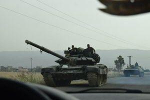 Syria: Sư đoàn Tiger điều xe tăng hiện đại nhất, chiến trường Hama sắp bùng nổ