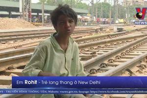 Lao động trẻ em ở New Delhi