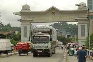 Thương mại biên giới Việt - Trung: Xây dựng định hướng dài hạn