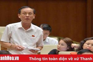 Đoàn ĐBQH Thanh Hóa thảo luận về 2 dự án Luật: Luật Xuất cảnh, nhập cảnh của công dân Việt Nam và Bộ luật Lao động (sửa đổi)