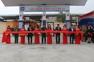Petrolimex Phú Thọ 63 năm vững vàng tiến bước