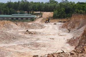 Quảng Bình: Ai giúp cho nạn đất lậu hoành hành?