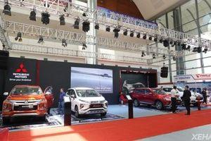 Triển lãm Auto Expo 2019: Mitsubishi Motors Việt Nam 'đổ bộ' với loạt hàng khủng