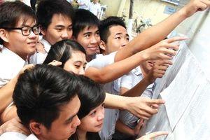 126 thí sinh thi vào lớp 10 ở Sài Gòn có điểm 0 môn toán