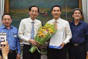 Tân Phó Chánh Văn phòng UBND TP.HCM 35 tuổi mới được bổ nhiệm là ai?