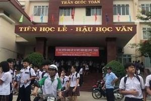 Phó giám đốc Sở GD&ĐT TP.HCM nói 'rất vô lý' khi 126 thí sinh bị điểm 0 môn Toán vào lớp 10