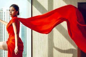 Hoa hậu Kỳ Duyên phải ăn 'kham khổ' sau khi bị chê như 'lực sỹ'