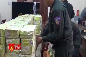 'Chặt đứt' nhiều đường dây vận chuyển ma túy vào Việt Nam