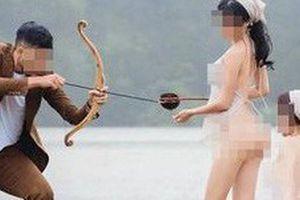 Không phải cứ 'hở bạo' là thành ảnh nude
