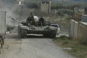 SAA bất ngờ tấn công đồn quân sự Thổ Nhĩ Kỳ ở tây bắc Hama
