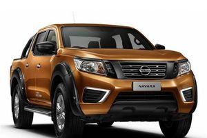 Nissan Việt Nam triệu hồi hơn 600 xe bán tải Navara