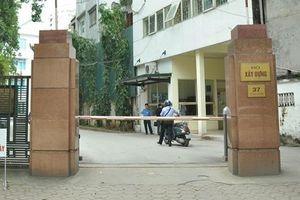 Bộ Xây dựng lên tiếng vụ thanh tra bị lập biên bản ở Vĩnh Phúc