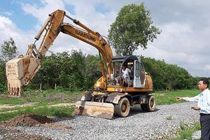 Cưỡng chế gần 60 'dự án' tự phân lô, bán nền tại thị xã Phú Mỹ