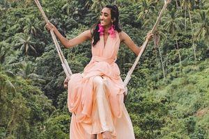 Xích đu 'tử thần' ở Bali thách thức du khách gan dạ