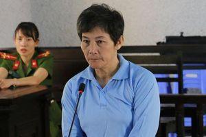 Nữ bị cáo giết con người tình lĩnh 15 năm tù