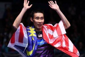 Huyền thoại cầu lông Lee Chong Wei giải nghệ ở tuổi 36