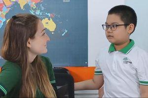 Tiếng Anh chuẩn quốc tế với chương trình hè cho trẻ tiểu học