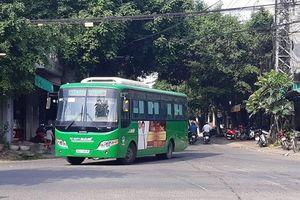Quảng Ngãi: Những chuyến xe chạy rỗng