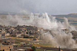 Nga đề xuất ngừng bắn tại Idlib do giao tranh leo thang tại Syria
