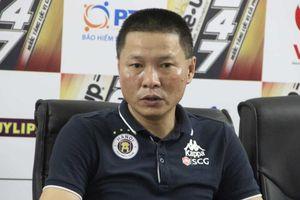 Đá bại Sài Gòn FC, HLV Hà Nội FC giải thích lý do Quang Hải ngồi ngoài