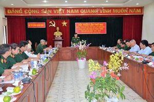 Hội thảo CTĐ, CTCT trong phòng, chống 'diễn biến hòa bình'