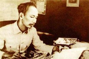Học tập nhà báo cách mạng Hồ Chí Minh