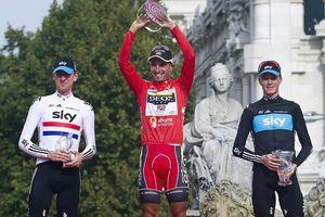 Xe đạp: 'Bệnh nhân người Anh' Froome và danh hiệu từ trên trời rơi xuống