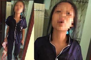 Đã tìm ra người mẹ xách con lủng lẳng trên tay ở Bắc Ninh