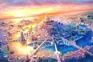 Thành phố Atlantis huyền thoại do người ngoài hành tinh tạo ra?