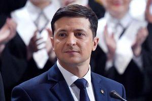 Tân Tổng thống Ukraine lần đầu công du Pháp, Đức