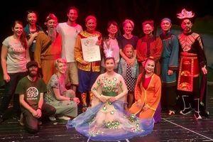 Đoàn Nghệ thuật Nhà hát Tuồng Việt Nam lần đầu tham dự Festival các Nhà hát quốc tế