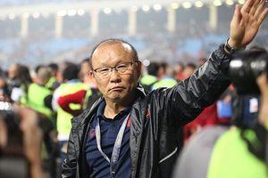 VFF đàm phán hợp đồng mới với huấn luyện viên Park Hang Seo, Thái Lan lo tụt hậu